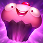 Candy Fest - Candy-Coated Cupcake