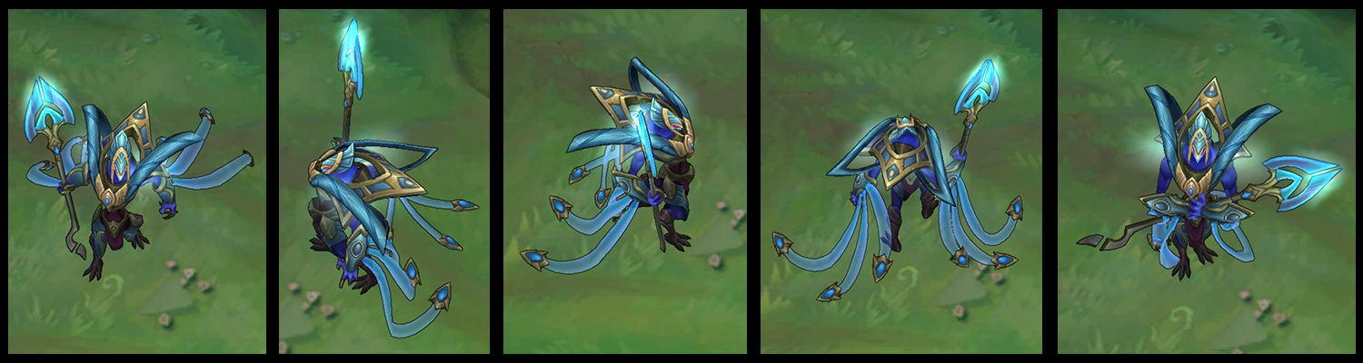 Galactic Azir Poses