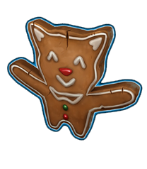 Gingerbread Ward
