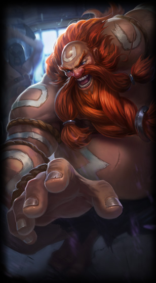 New Gragas Loading