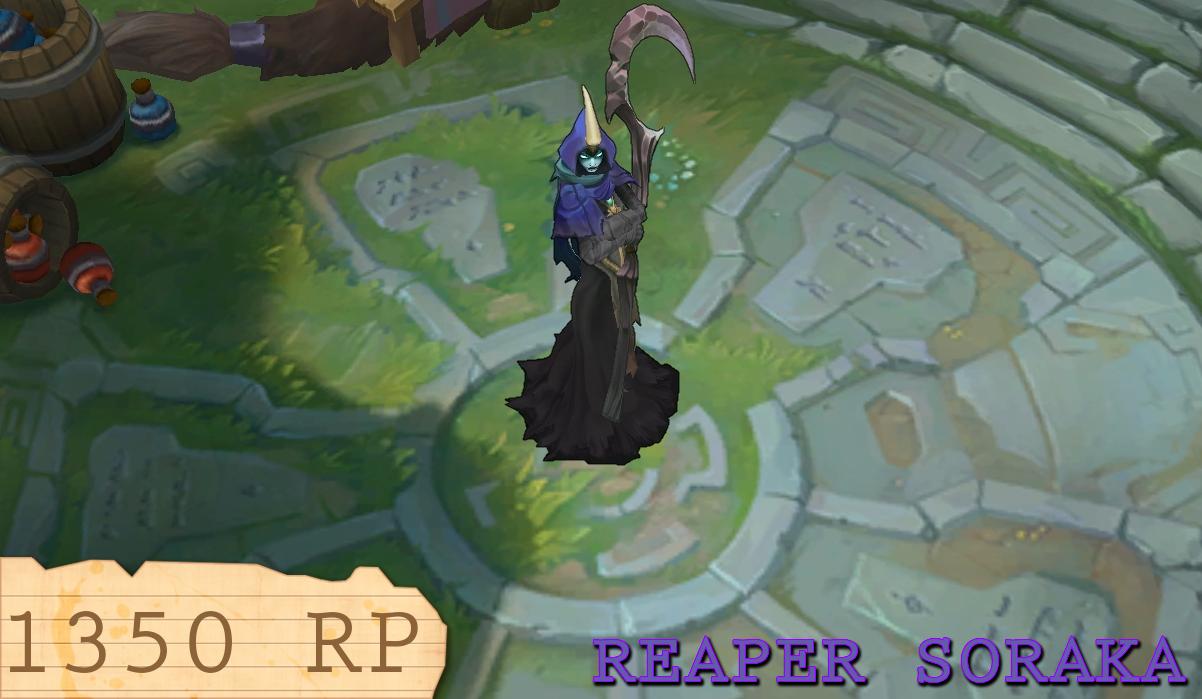 Reaper Soraka Header 1
