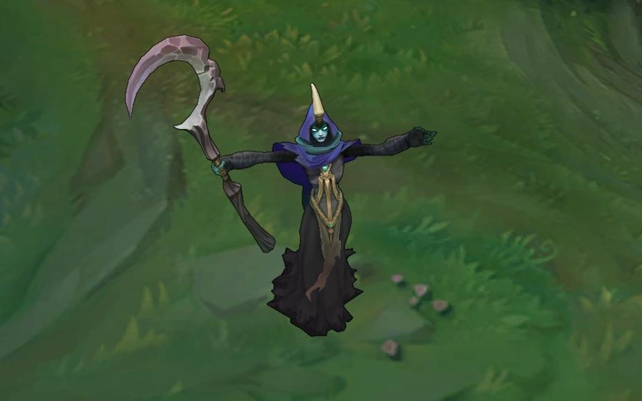Reaper Soraka Header 2