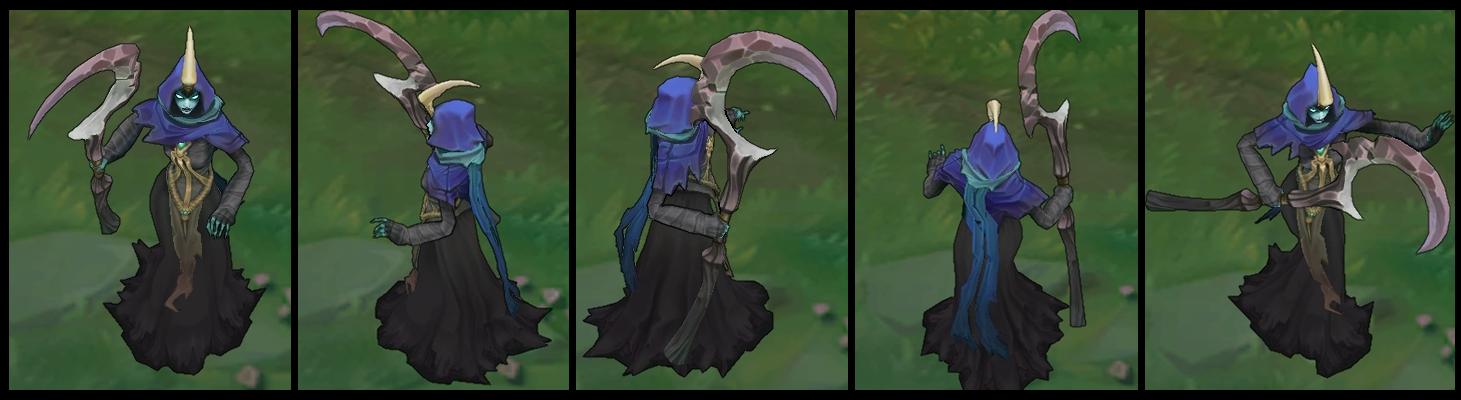 Reaper Soraka Poses