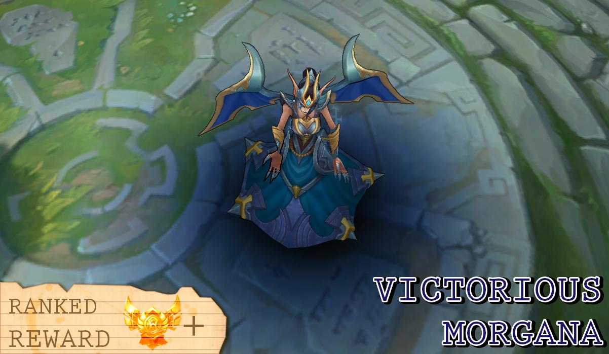 Victorious Morgana Header